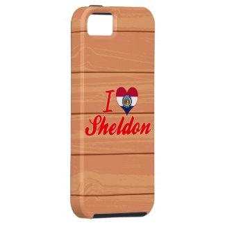 I Love Sheldon, Missouri iPhone 5 Cover