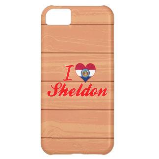 I Love Sheldon, Missouri iPhone 5C Cases