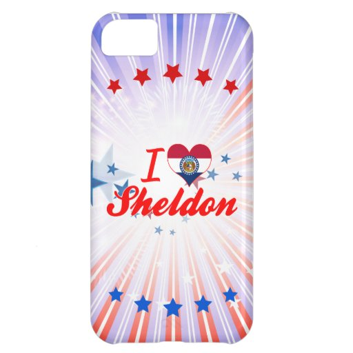 I Love Sheldon, Missouri iPhone 5C Case