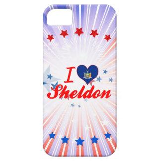 I Love Sheldon, New York iPhone 5 Case