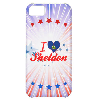 I Love Sheldon, Vermont Cover For iPhone 5C