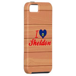 I Love Sheldon, Vermont iPhone 5 Cover