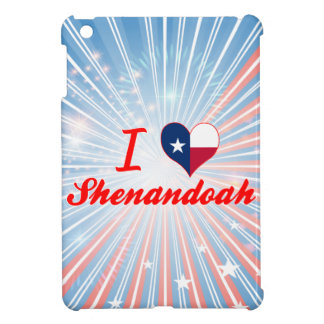 I Love Shenandoah Texas iPad Mini Cases