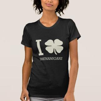 I Love Shenanigans.png T-shirt