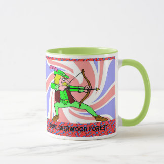 I love Sherwood Forest Mug