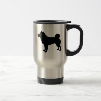 I Love Shiba Inus Travel Mug