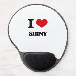 I Love Shiny Gel Mouse Pad