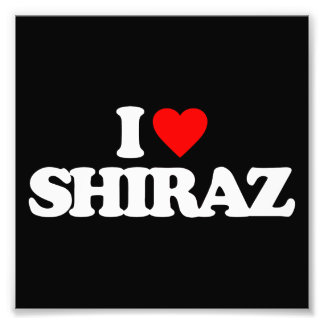I LOVE SHIRAZ PHOTO