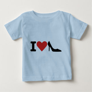 I love shoes baby T-Shirt