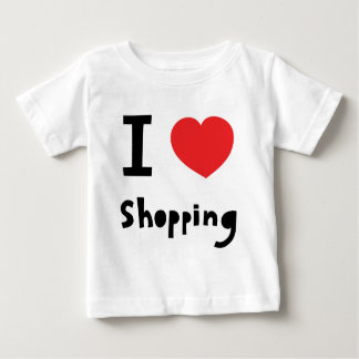 I love shopping baby T-Shirt