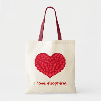 I love shopping bag