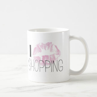I Love Shopping Coffee Mug