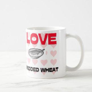 I Love Shredded Wheat Coffee Mug