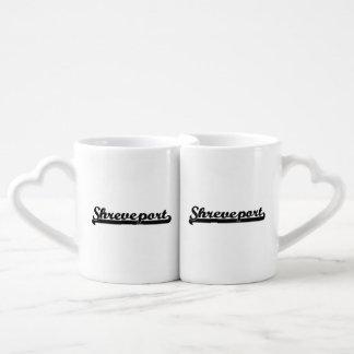 I love Shreveport Louisiana Classic Design Lovers Mug