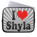 I love Shyla Computer Sleeves