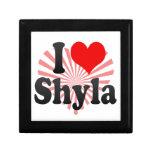 I love Shyla Gift Boxes