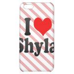 I love Shyla iPhone 5C Cover