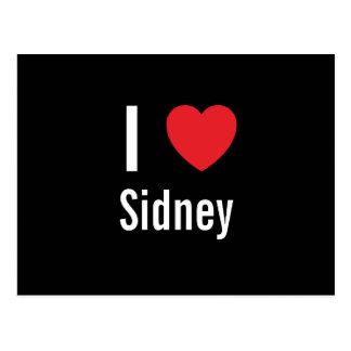 I love Sidney Postcards