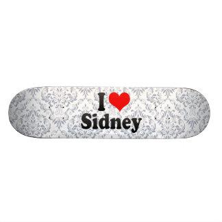 I love Sidney Skate Board Decks