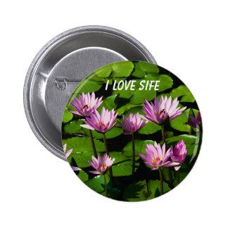 I LOVE SIFE Button