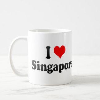 I Love Singapore, Singapore Coffee Mug