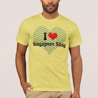 I Love Singapore Sling T-Shirt
