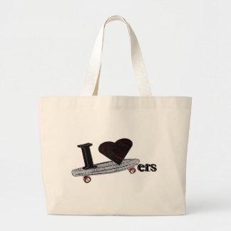 I Love Skaters Bag
