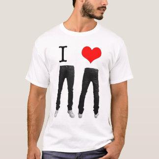 I Love Skinny Jeans T-Shirt