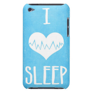 I Love Sleep Case-Mate iPod Touch Case