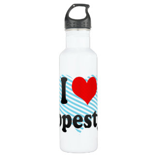 I love Slopestyle 710 Ml Water Bottle
