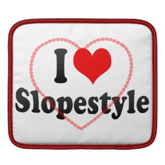 I love Slopestyle Sleeve For iPads