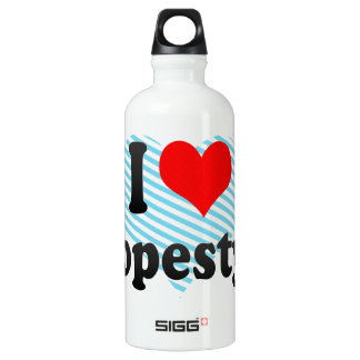 I love Slopestyle SIGG Traveller 0.6L Water Bottle