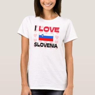 I Love Slovenia T-Shirt