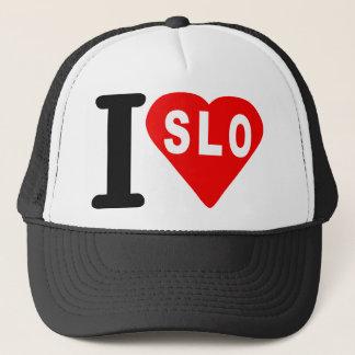 i_love_Slovenija.png Trucker Hat