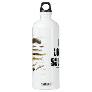 I Love Slugs (Naturalist / Nature) SIGG Traveller 1.0L Water Bottle