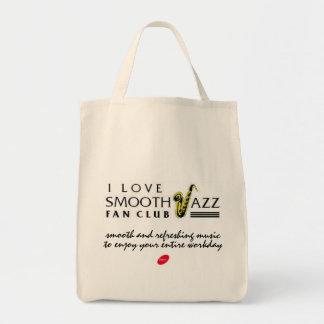 I Love Smooth Jazz Fan Club 2984 Tote Bag 5