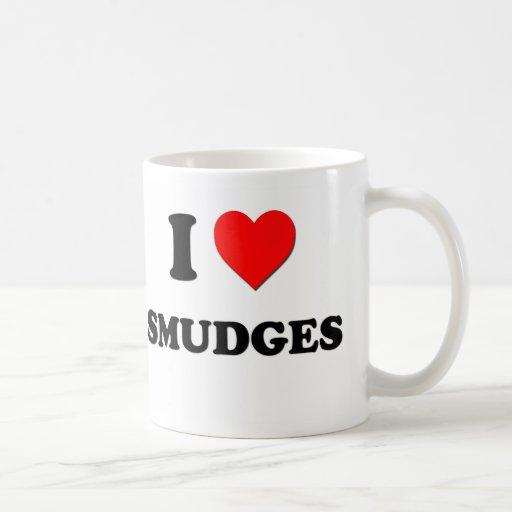 I love Smudges Mug