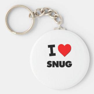 I love Snug Key Chains