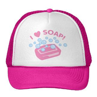 I Love Soap Trucker Hat