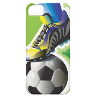 I Love Soccer iPhone 5 Case