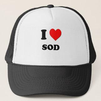 I love Sod Trucker Hat