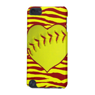 I Love Softball iPod Touch (5th Generation) Covers