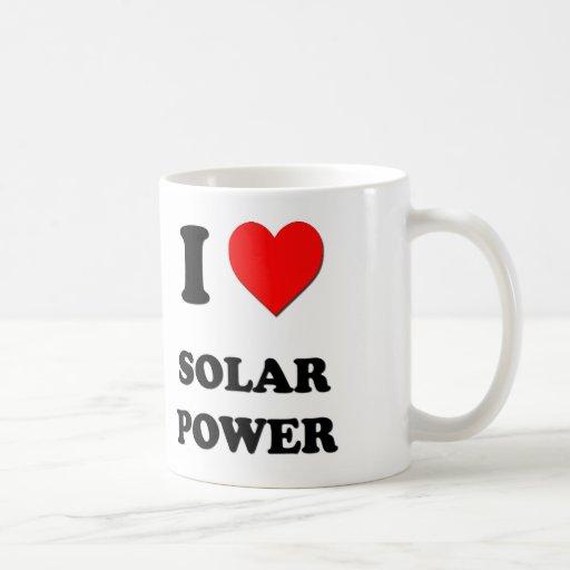 I love Solar Power Coffee Mugs