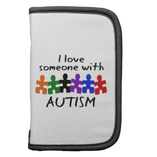 I LOVE SOMEONE WITH AUTISM PLANNERS