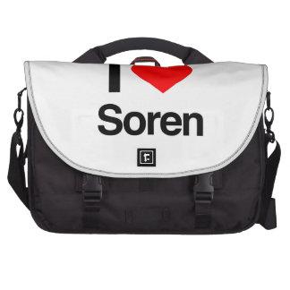 i love soren commuter bags