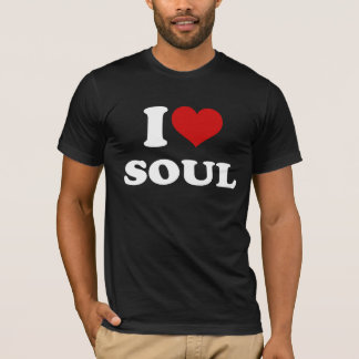 I Love Soul T-Shirt