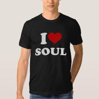 I Love Soul Tees