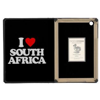 I LOVE SOUTH AFRICA iPad MINI COVERS