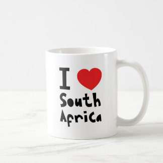 I love South Africa Coffee Mug
