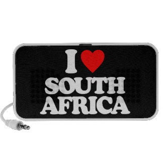 I LOVE SOUTH AFRICA MP3 SPEAKERS